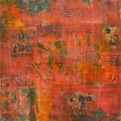 Abstract,abstract paintings, red abstract,red coloured paintings