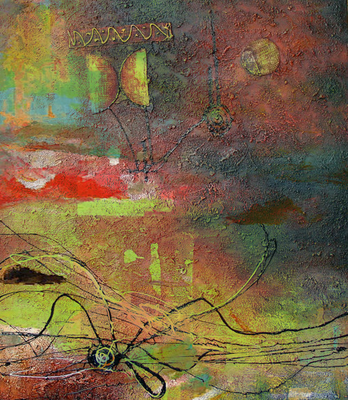 Abstract,abstract paintings,brown abstract, texture,heavy texture,paintings with texture