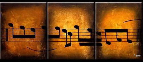 music, musical notes, abstract, abstract music, tune,notes