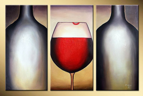 glass, wine, red wine, bottles, still life,abstract