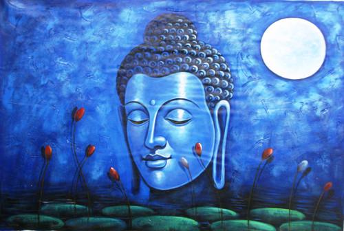 Buddha,Blue Shade Buddha,Peace,Meditaion,Nirvana