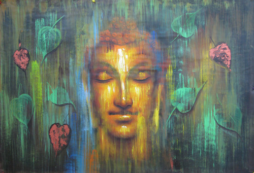 Buddha,Multi Shade Buddha,Peace,Meditaion,Nirvana