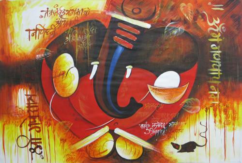 Ganesha,Bappa,Mangal Murti,Gajanana,Elephant Face
