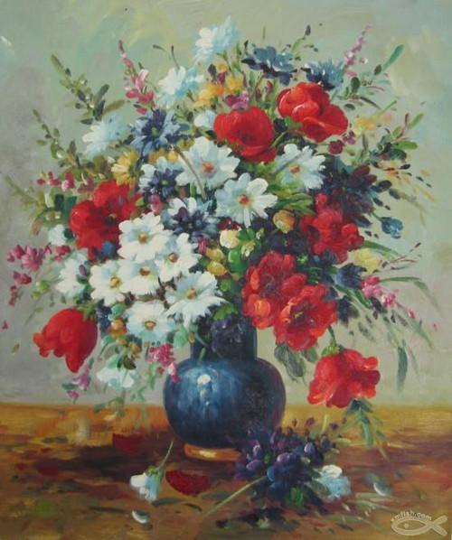 Flower Vase,Bouqute,Colorful Flowers,Flower Pot