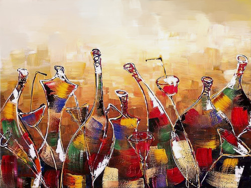 28Still life30 - 32in X 24in,28Still life30_3224,Red, Pink, Orange,Rs.2990,Modern Art;Still Life;Latest Collection;By Orientation and Size/Horizontal/Medium (25in to 32in);Full Collection