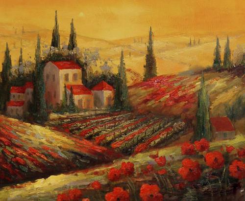 Landscape,Beautiful Home,Like a Heaven