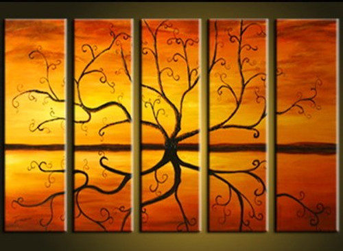 Tree,Tree of Life,Reflection,Image Opposite