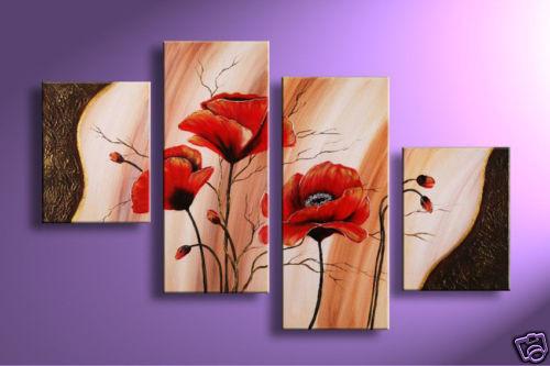 flower, flowers, blossom, blossoms, red flower, red blossoms, multi piece red flower, multi piece  flower