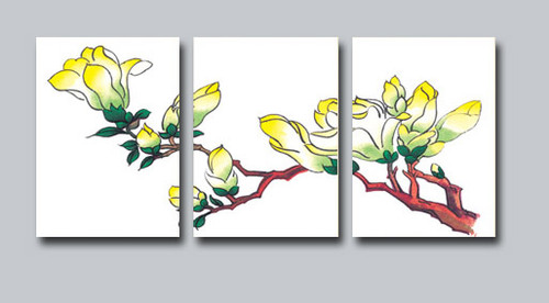 flower, flowers, yellow flower, white flower, blossom