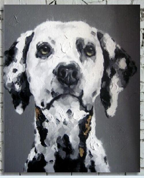 Dog,Animal,Pet Animal,Feel Sensible,Proud Dog,Balck and White Dog,Dotted Dog