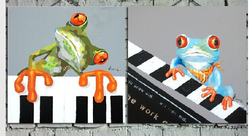 Music,Piano,Frog Playing Piano,Frog Pair,Musical Concert