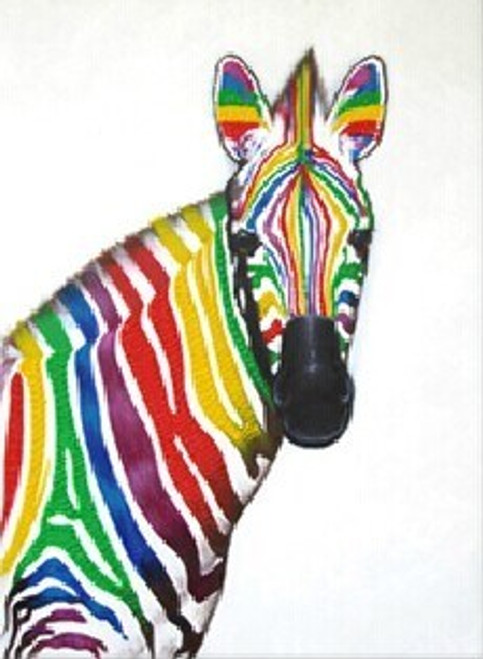 zebra, wild animal, colorful zebra, multicolor zebra