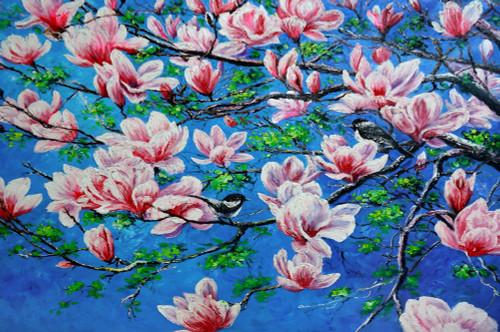 Flowers,Floral,52Flower10,Pink Bloosom,Tree Blossom