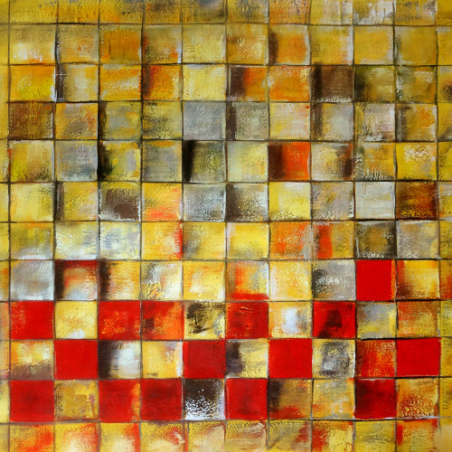 abstract, abstract painting,brown abstract, abstract painting with lines, lines, strokes, red abstract, blocks