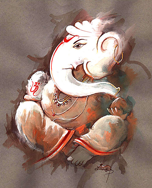 Ganesha,Bappa,Mangal Murti,Bappa,Ganesha