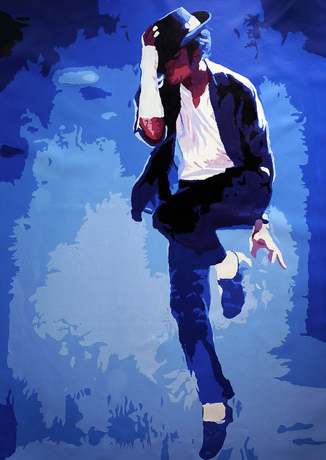 micheal Jackson, pop art, music, dance, dancer painting, MJ, micheal jackson dancing