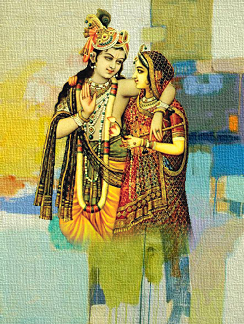 Krishna,Radha,Love,Care,Gopal,Gopika,Green