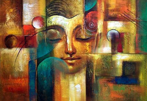 abstract buddha, buddha, gautam buddha, lord buddha, meditating buddha,smiling buddha