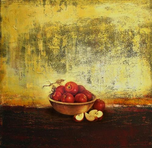 Still Life,Apple Basket,Fruit Basket,Red Apples