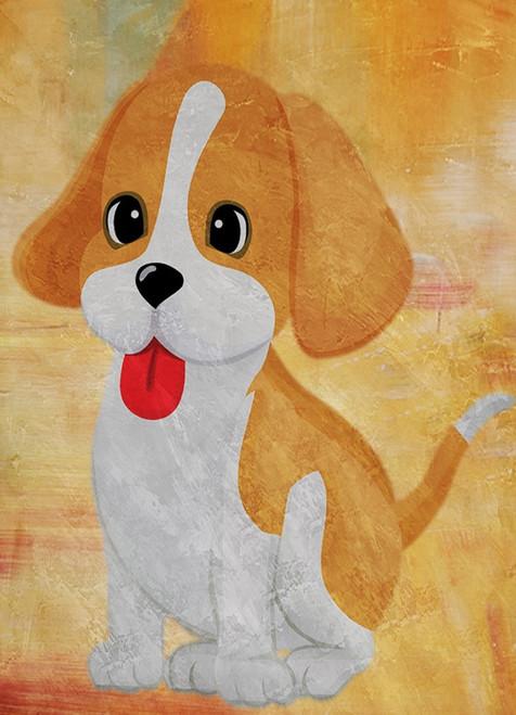 Kids Corner,Puppy ,Small Dog,Cute Dog,Human Friend,Brown Dog