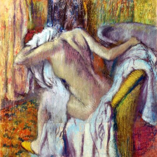 lady, girl ,woman, woman bathing, nude lady, nude girl ,nude, after bath, nudo, girl with towel