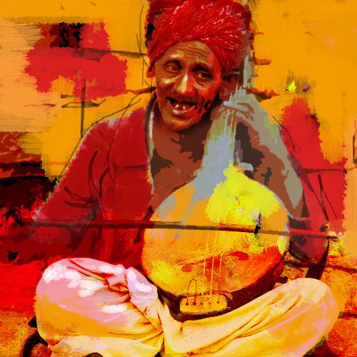 man, old man playing music, man playing music, man, music, musical instrument