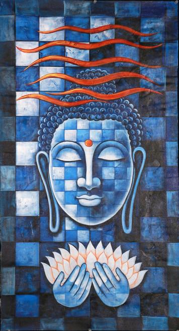 Buddhism,Buddha,Blue Buddha,Meditation,Peace