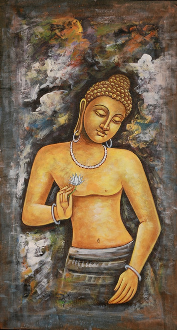 Figurative,Lady,Ajantha Art