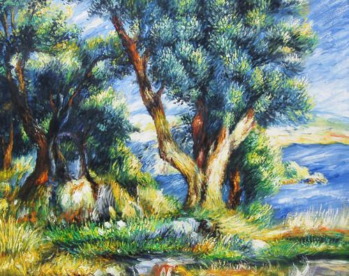 Landscape,Nature,Tree,Stroky Tree