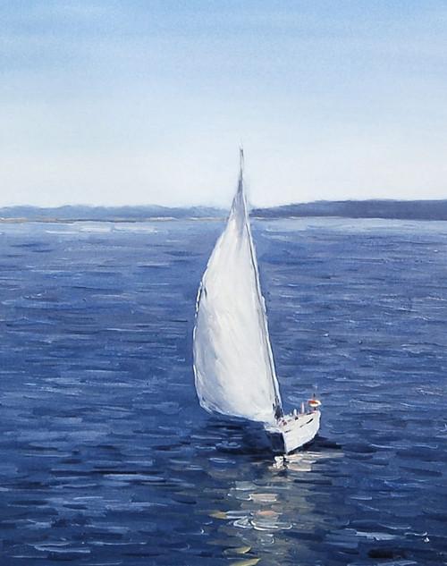 Boat,White Boat,Yancht,Ship , Travelling