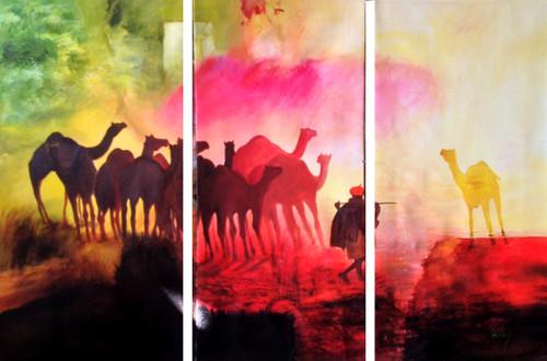 Camel Ride,Landscape,desert,Camel Ride