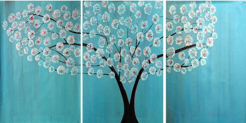 Tree,White Tree,Multipiece