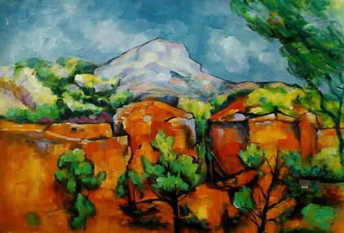 Landscape,Bare Land,Red Land