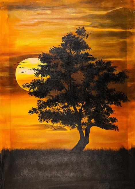Landscape,Nature,Tree,Sunlight,Sunrise view