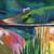 White Houses (ART_924_33139) - Handpainted Art Painting - 16in X 16in
