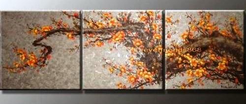Wonderful Life 6 Handpainted Art Painting 60in X 20in Details Inside