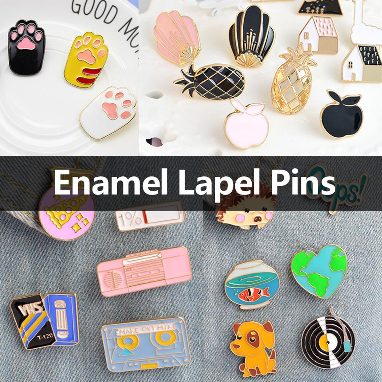 Custom Enamel Pins, Wholesale Custom Pins, Custom Lapel Pins, Custom enamel  pins women, Quality Metal Pins, Personalized Pins