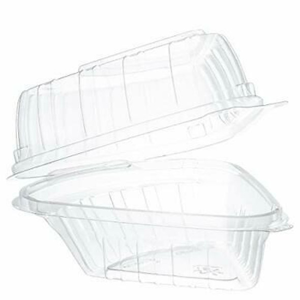 C54HT1 Dart ClearSeal® Pie Slice Container