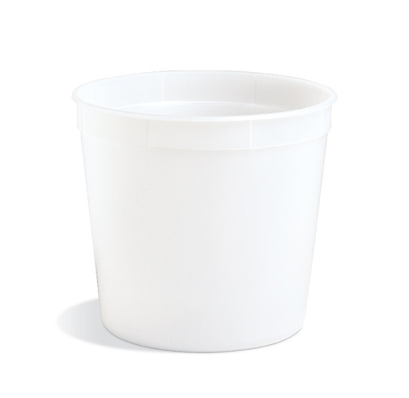 86 oz HDPE Natural Cup 200 Case Count CL86030004