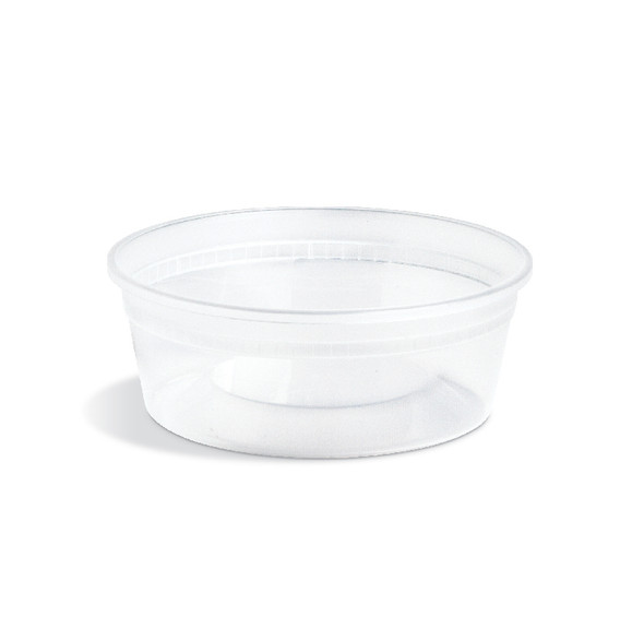 8 Oz. Microwave Safe Cups Only 500 Count Placon L800000002