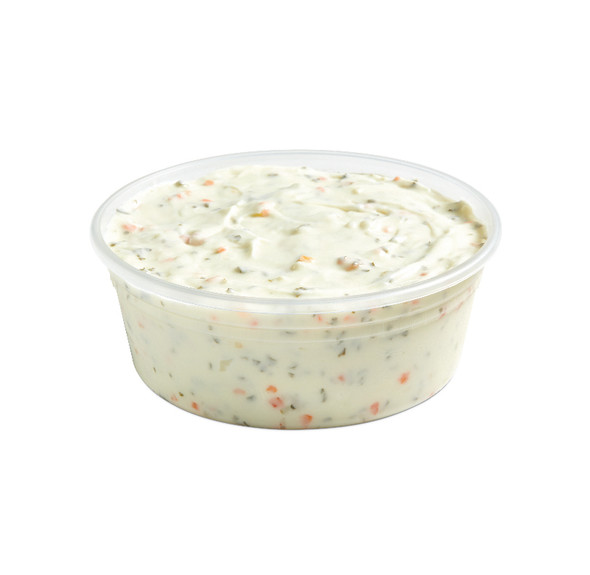 16 Oz. Microwave Safe Soup Cups (Cups Only) 500 Count Placon L160000002