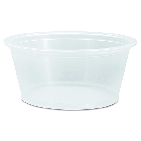 325PC 3.25 Oz. Dart Clear Portion Cups