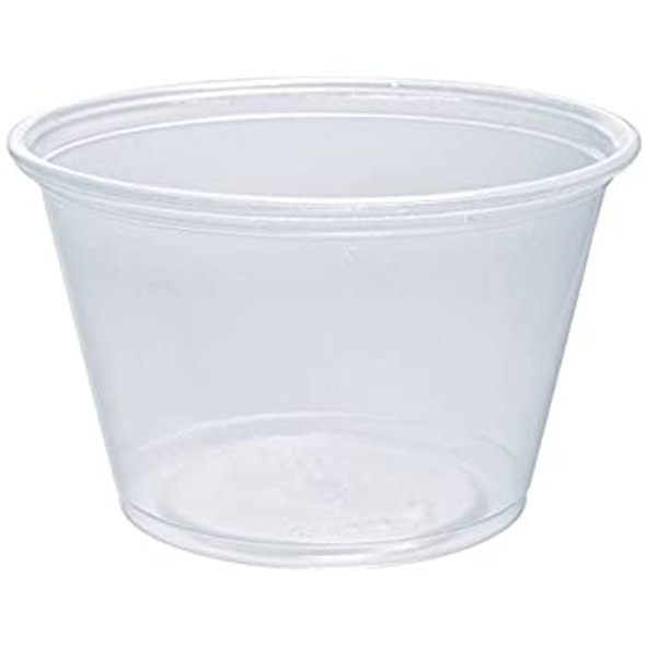400PC 4 Oz. Dart Clear Portion Cups