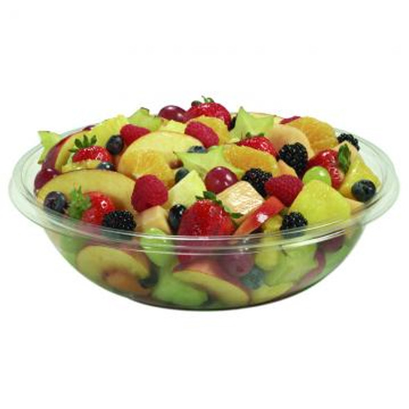 Clear 160 Oz./10 lb. Round Bowl 12160A50
