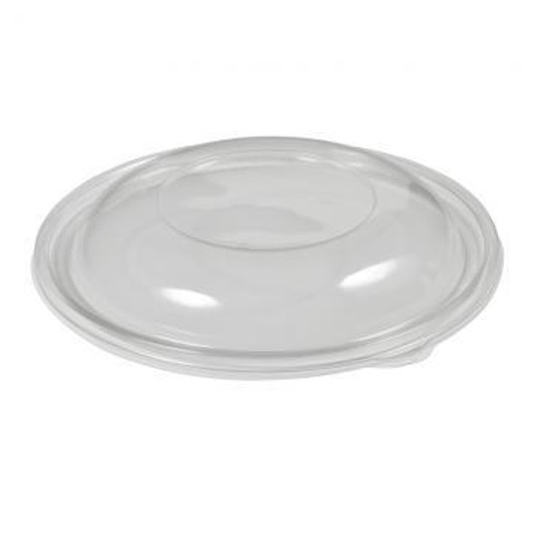 Clear Dome Lid for 96, 160 oz. Round Bowls 52160A50