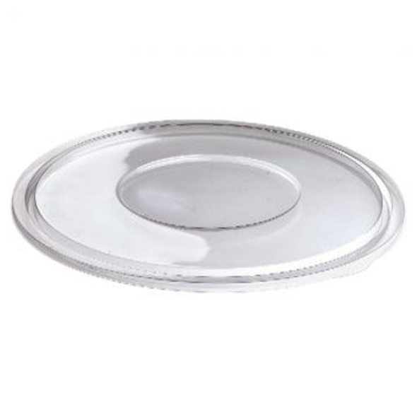 Clear Flat Lid for 8, 12, 16 oz. Small Round Bowls 51016A500