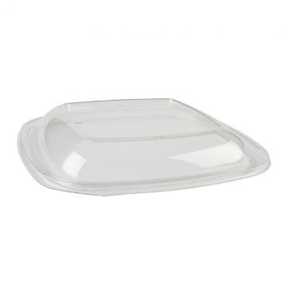 Clear Dome Lid for 32, 48, 64 oz. Large Square Bowls 52900B150