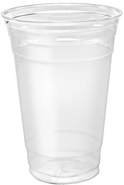 TP20 Solo® 20 Oz. Ultra Clear™ PET Cold Cups