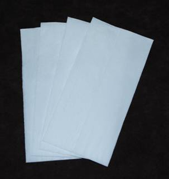 "N1300 White Tall Fold Dispenser Napkins 7.25"" x 13.50"""