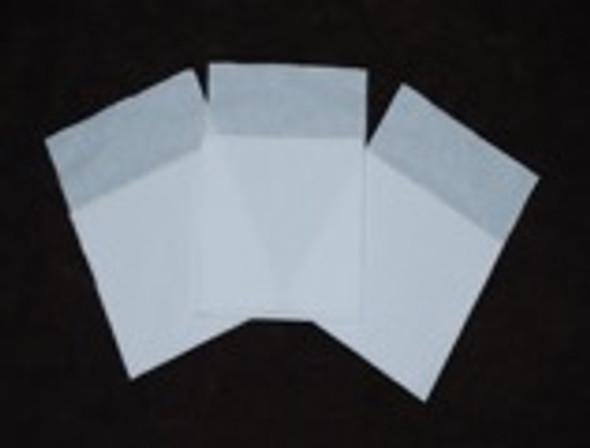 "N1100 White Low Fold Dispenser Napkins 7"" x 12"""